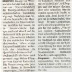 Kleine Zeitung 30.12.2010
