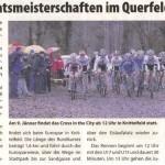 Obersteirische Nachrichten 05.01.2011