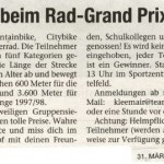 Murtaler Zeitung 31.03.2011