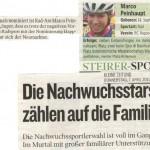 Kleine Zeitung 07.04.2011