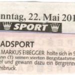 Kronen Zeitung 22.05.2011