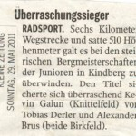 Kleine Zeitung 29.5.2011