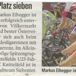 Kleine Zeitung 7.6.2011