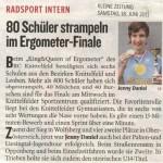 Kleine Zeitung 18.6.2011