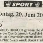 Kronen Zeitung 20.6.2011