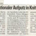 Kleine Zeitung 17.9.2011