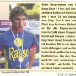 Obersteirische Nachrichten 22.9.2011